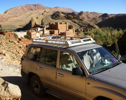 Morocco Explored Tours 4x4