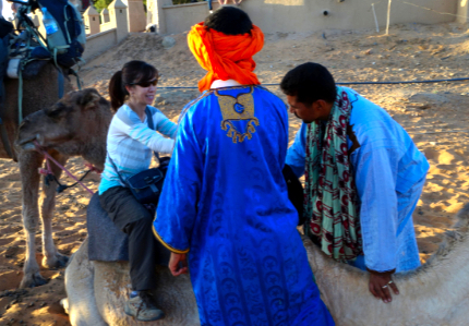 What to wear on a Camel Trek